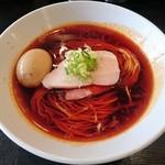 Menyafukuhara - 麺や 福はらの勝浦タンタンメン風 酸味入り