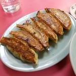 北京 - パリッと香ばしくて美味しい餃子