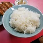 北京 - セットのご飯