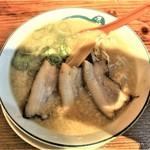 ラーメン麺長 - こってりラーメン