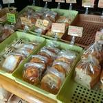 ニーゴー カフェ - 惣菜パンや菓子パンも