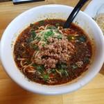 逸品同源 - 料理写真:「黒ごま坦坦麺 (850円)」