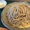 石臼挽きそば処 白帆 - 料理写真:田舎蕎麦の大盛