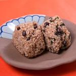 ナチュラルキッチン SAL - 料理写真:発芽酵素玄米おにぎり