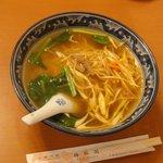 8729788 - 葱湯麺