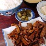 峰食堂 - 料理写真:
