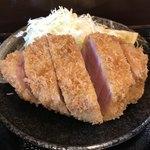 キセキ食堂 - キセキ定食カツ