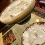 珈琲亭 ルアン - アイスウインナーコーヒー¥490