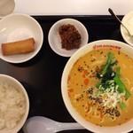 Doragonshuka - 坦々麺セット