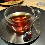 オルト - 紅茶を選びました