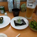 かっぱ寿司 - あかもく~しらす~枝豆~☆