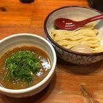 麺屋 高橋 - みそつけめん小+味付玉子(780円+100円)