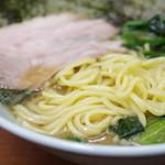 武蔵家 - 麺