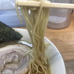 麺屋 瑞風 - 【2018.6.4】低下水パッツン細麺‼️