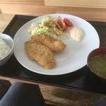キッチンなーか - 料理写真:魚フライ定食