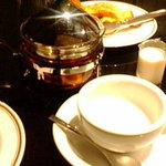 カフェテラス彩門 - 紅茶