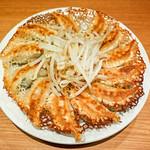 浜太郎 - 「赤餃子12個」