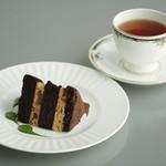 atelier du munian - 【カフェ】期間限定 ケーキセット/カカオティー付き