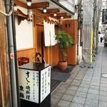 Azumazushishinten - 180313外観