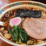 かまや食堂 - 料理写真:中華そば¥650