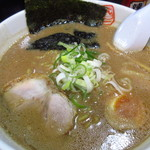 ラーメンだるま - 料理写真:ドロラーメン780円