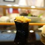 小判寿司 - 雲丹