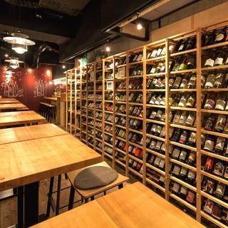 日本ワイン、セラーで200種あるのは当店だけ!