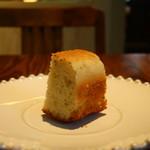 アマルフィイ キッチン - オレガノのパン
