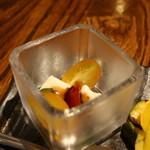 アマルフィイ キッチン - モッツァレラチーズとミニトマトのカプレーゼ