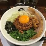 麺や マルショウ - 料理写真:台湾まぜそば チャーシュー増し
