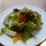 ブリキボタン CAFE&DINING - 黄パプリカ
