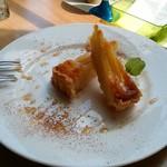 ブリキボタン CAFE&DINING - デセール