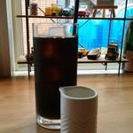 ブリキボタン CAFE&DINING - アイス