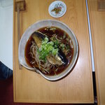 すさかべ庵 - にしん蕎麦  1200円