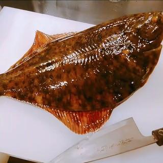 天然魚はご予約時間から逆算して最良のタイミングで活〆する!