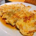ラウンジ 伽羅 - 豚肉のピカタ定食