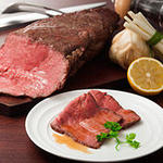 グランブッフェ 盛岡南 - 6ローストビーフ食べ放題。平日ディナーと、土日祝は終日提供。