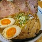 麺屋 はし本 - 料理写真:特製らー麺(950円)