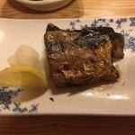 87314831 - 鯖の塩焼き