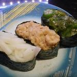 回し寿司 活 - ねばねば三昧130円