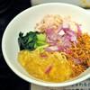 塩生姜らー麺専門店 MANNISH - 料理写真:'18.06冷やし油そば