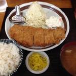 とんかつ丸京 - 料理写真: