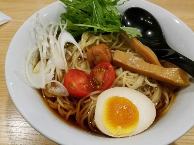 ラーメン春樹 王子店の料理の写真