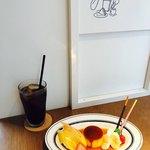 神保町ブックセンター - 料理写真: