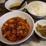 Shanran - 四川麻婆豆腐定食