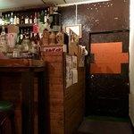 カレー喫茶 エルディオス - 店内(入口側)