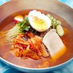 五湯道 - 夏の一押し『ムル冷麺』