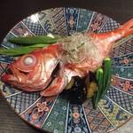 海鮮個室居酒屋 魚将 -