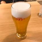 会津屋 - 生ビール