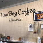 New Boy Coffee & Records -